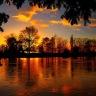 imagenes-paisajes-atardecer-lago-p